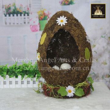 1 handmade garden decor salim moss egg for easter 2 easter gifts 3 china 1 handmade garden decor salim moss egg for easter 2 easter gifts 3 negle Images