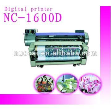 Digital Flatbed Printer - Textile/Fabric/leather Solvent
