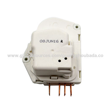 china refrigerator dbzc-725-1g2 defrost timer from guangzhou     on