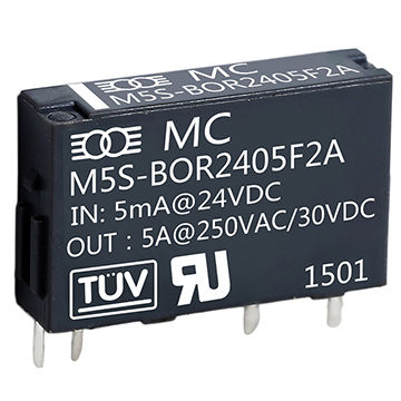 Binary OutputStrong Relay Dry Contact Solid State Relay