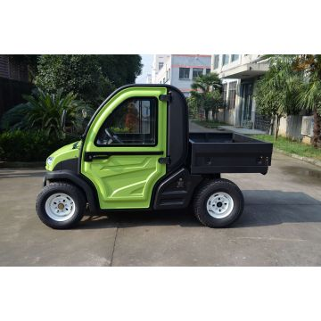 China 2018 New 4 Wheel Drive 2 Seat Electric Vehicle Made In