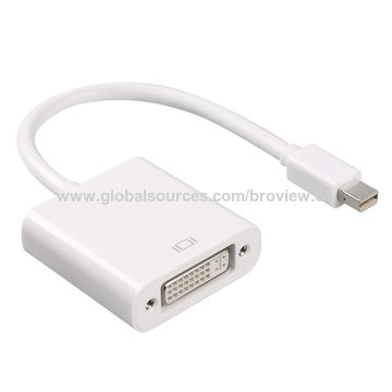 China Mini Displayport To Dvi Adapter Cable From Changzhou Trading