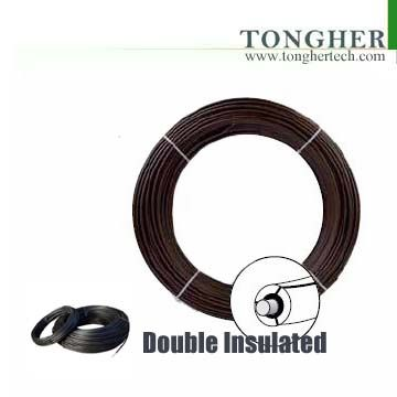 Double Insulated Security Electric Fence High Voltage Wire | Global ...