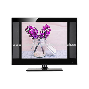 China 19 Inch Square Screen LED TV With Wide Frame, A/D System ...