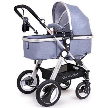 05d2cc6b5 Malaysia Cochecito de bebé recién nacido de Cynebaby para el carro de bebé  convertible del plegamiento