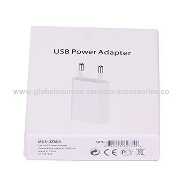 baf516a141e China Para Apple A1400 MD813ZM/un adaptador de la fuente de alimentación 5W,  ...