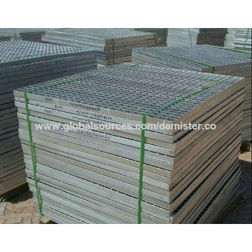 Steel grating, can meet various load bearing/weight