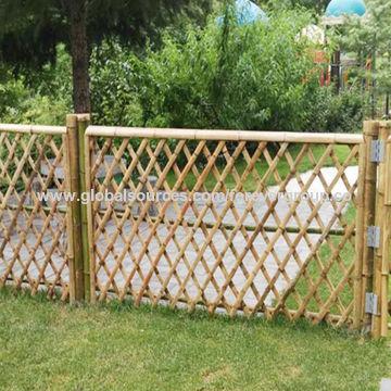 Bamboo Garden Fence China Bamboo Garden Fence