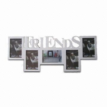 c510f5f7a31c ... with China Wooden Collage Photo Frame with Letters, Available in  Various Sizes and Colors, with
