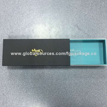 China Hot stamping paper box for Biotechnology gift