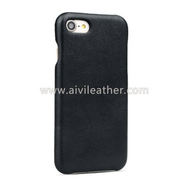 China Back Phone Leather Case for iPhone 8