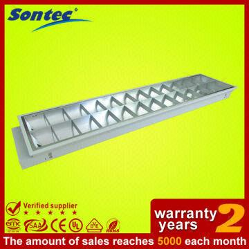 office light fittings. China 2x36w Fluorescent Fittings Grille Light Fitting T8 Office Lighting Fixtures