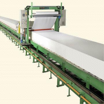 Conveyor Type Long polyurethane movable foam sheet cutting machine