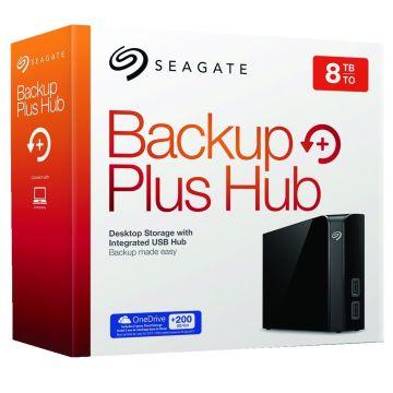 Seagate Backup Plus Hub 8 TB