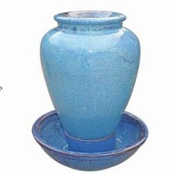China Outdoor Ceramic Fountain