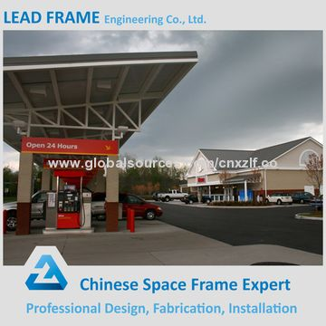 Prefabricated Steel Building/Space Frame/Lightweight Roofing ...