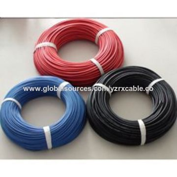 Silicone wire, internal cables used in electronics, electrical ...