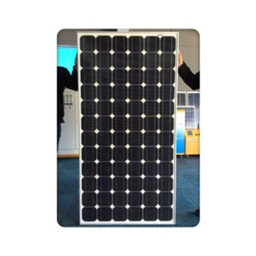 China Mono pv module 100w 200w top quality cheapest price with 5 years warranty