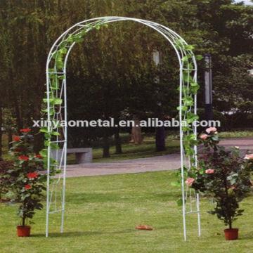Metal garden arch trellis garden arch with sun design garden flower
