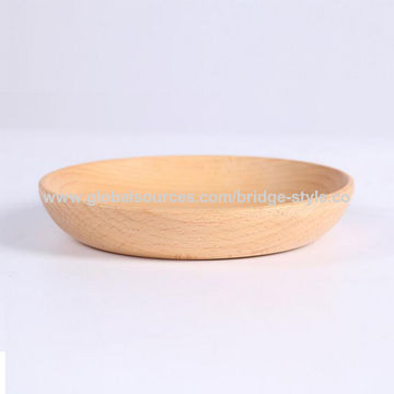 ... China Bamboo plate bamboo food useful natural color bamboo rolling tray ... : bamboo plate - pezcame.com