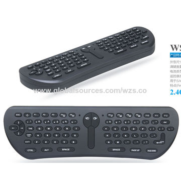 China 2 4G Bluetooth Smart TV fly mouse remote control from Shenzhen