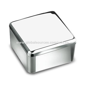 Custom metal box