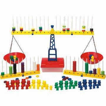 Large Balance Kit Includes Teaching Aids Math Learning