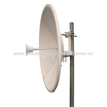 China Wifi MIMO Dish Parabolic Antenna for UBNT Rocket from