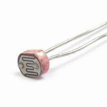 5mm Sensitive LDR Sensor, Perfect for LED/Camera Control ...