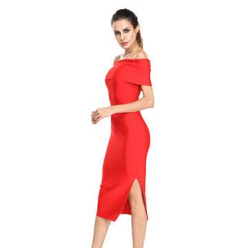 8511a2d1f00f1 China Bandage dress from Guangzhou Wholesaler  Guangzhou Norboe ...