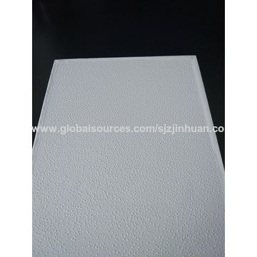 China Pvc Gypsum Ceiling Tiles With Thermal Insulation Safe Durable Washable And Eco