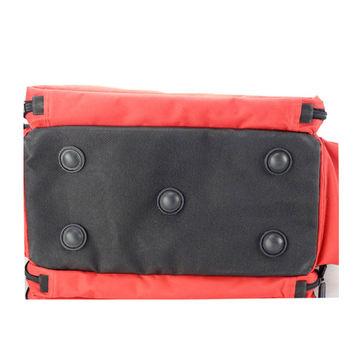 China Universal Large Uniform Paramedic Emergency Kit Zipper Bag Shoulder Medical Ambulance