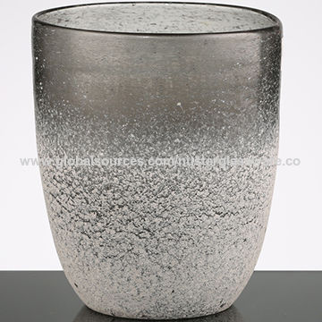 China Smoke Glass Vases From Qingdao Wholesaler Qingdao Nustar