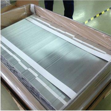 Aluminum multi-port extrusion tube for air condenser and
