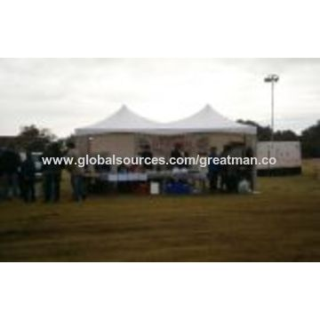 China Professional trade show aluminum folding tent canopy marquee