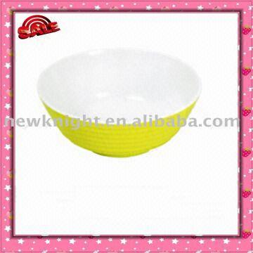 Non Disposable Plastic Dinnerware Bowl China