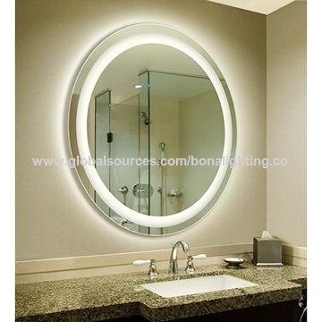 Ip44 Led Circular Bathroom Mirror China