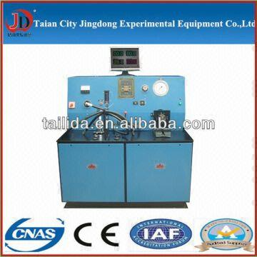 Pump test bench yst500 hm hydraulic motor pressure power Hydraulic motor testing