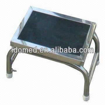 Amazing Stainless Steel Single Step Stool Global Sources Evergreenethics Interior Chair Design Evergreenethicsorg