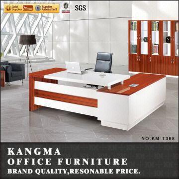 China Modern Secretaire Design Director Table Office Furniture Executive Desk