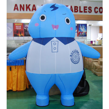 894bb6d2c ... China Custom inflatable PVC body suit, advertising moving cartoon  costume for festival from factory ...