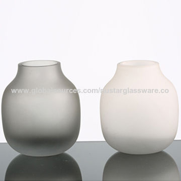 China Frosted Bud Vases From Qingdao Wholesaler Qingdao Nustar