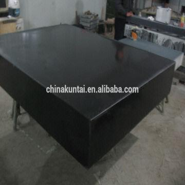 High Precision Black Granite Inspection Surface Plate