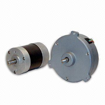 Brushless DC Motors, Available in 35, 42, 45, 55, 57, 60, 70, 80, 90