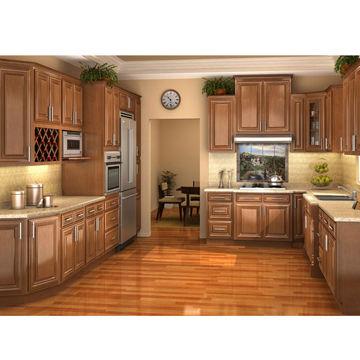Rta Chestnut Kitchen Cabinet China
