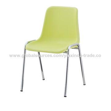 ... China Very Cheap Price Steel Leg Plastic Chairs Indoor ...