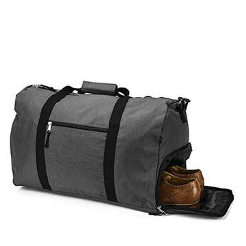 5a859a0a7da3 China Outdoor Travel Large Size Carry-on Duffle Custom Gym Bag with ...