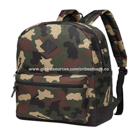 China Unisex Classic Water Resistant School Backpack Fits 14Inch ... ccbb6ce9b4af1