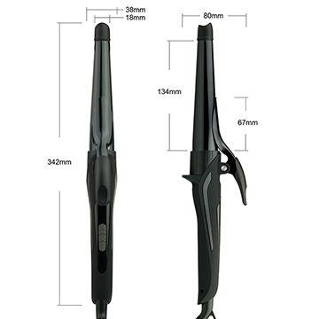 China Vertebral type hair curler roller