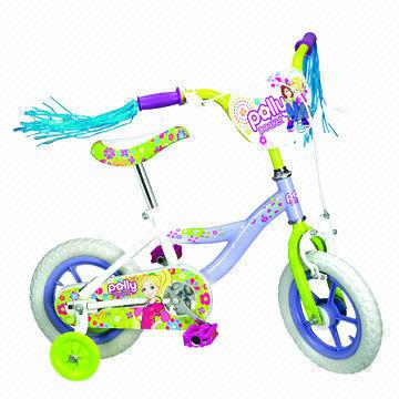 Children S Bicycle Kids Bike 12 Inch Steel Frame Suitable For 3
